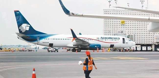 Aeromexico continues negotiations with Unions 12