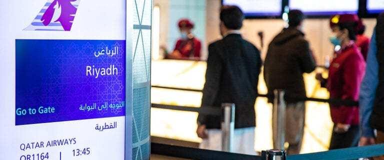Qatar Airways resumes flights to Riyadh 4