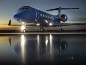 British Virgin Islands helps pay for your private jet