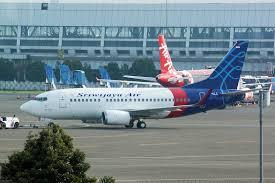 Passenger Plane Crash in Indonesia