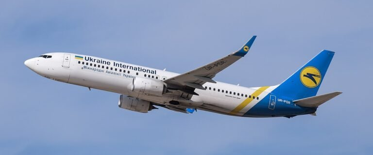 Ukraine International Airlines resumes flights to Baku, Azerbaijan 10