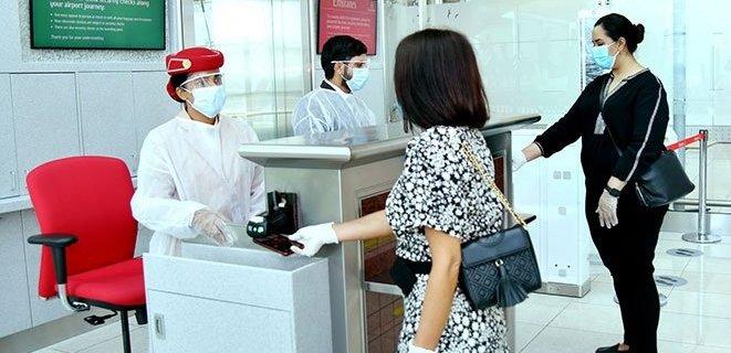 Emirates and Dubai Health Authority create seamless travelers' digital COVID-19 records verification 5