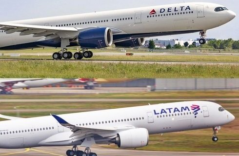 Delta and LATAM receive final approval for Brazil Joint Venture agreement 1