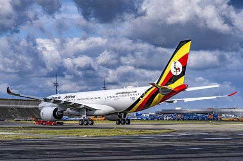 Uganda Airlines secures prime landing slot at London Heathrow 7