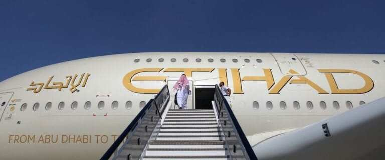 Etihad Airways: Lower demand and flight capacity, 76% fewer passengers in 2020 28