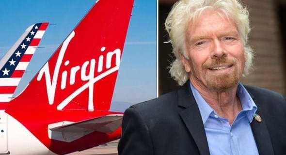 Sir Richard Branson is winning the race for Survival for Virgin Atlantic 41