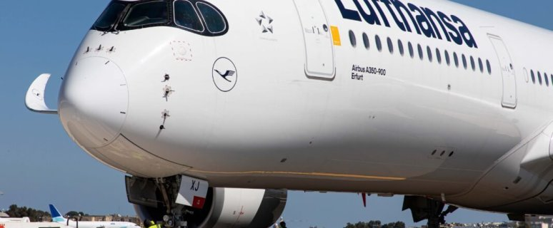 "Lufthansa Airbus A350-900 ""Erfurt"" will become climate research aircraft 15"