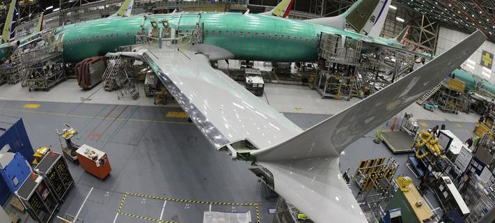 Airlines ground 737 MAX jets after Boeing warns of new potential issue 7