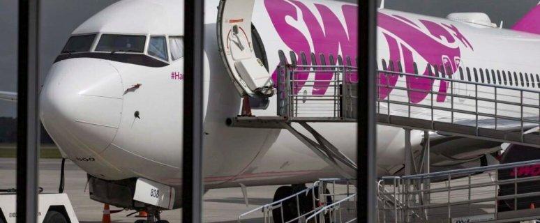 Swoop returns to Winnipeg airport 1