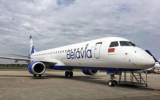 Belarusian national airline banned from flying to Finland 16