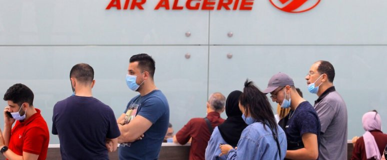 Algeria reopens some international air travel with France, Turkey, Spain and Tunisia flights 1