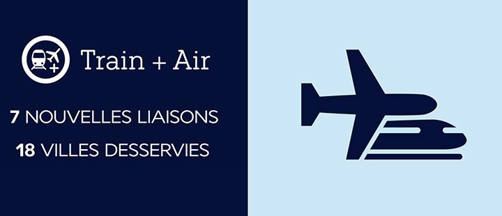 Train + Air: Air France reaffirms commitment to environmental sustainability 2