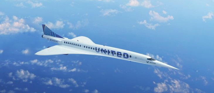 United Airlines to buy 15 supersonic jets from Boom Supersonic 29