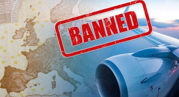 European Union officially closes its airspace to Belarusian airlines 20