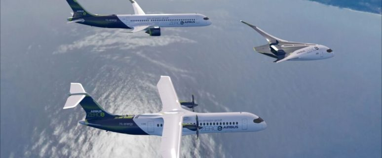 Airbus establishes Zero-Emission Development Centers in Germany and France 40