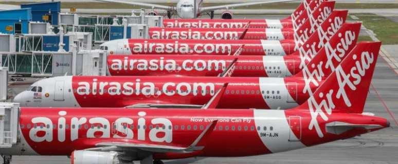 AirAsia grounds 90% of its fleet amid resurgence of coronavirus outbreaks 1