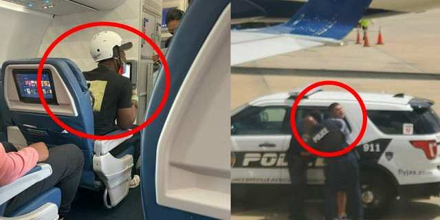 Delta Airlines Flight Attendant determined to crash DL 1730 from LAX to ATL midair 44