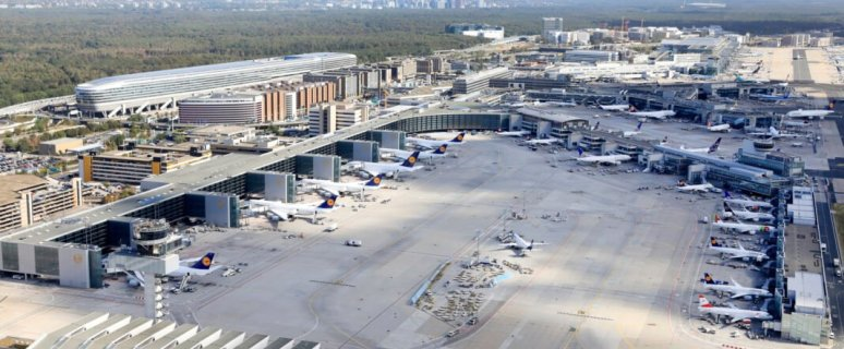 Frankfurt Airport Passenger Volume Showing Signs of Recovery 43