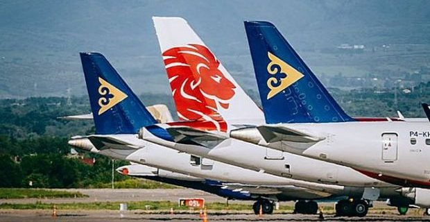 Air Astana Returns to Profit 1