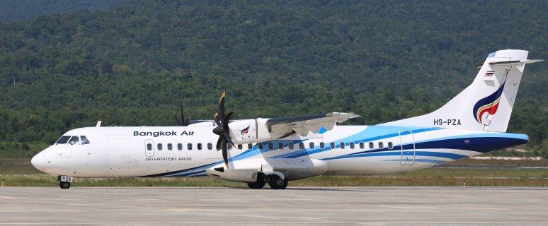 Flights that are still operating on Bangkok Airways 3