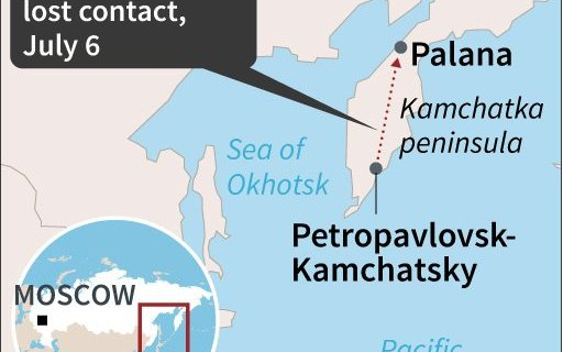 Passenger plane crashed into the Pacific Ocean when trying to land in Petropavlovsk 5