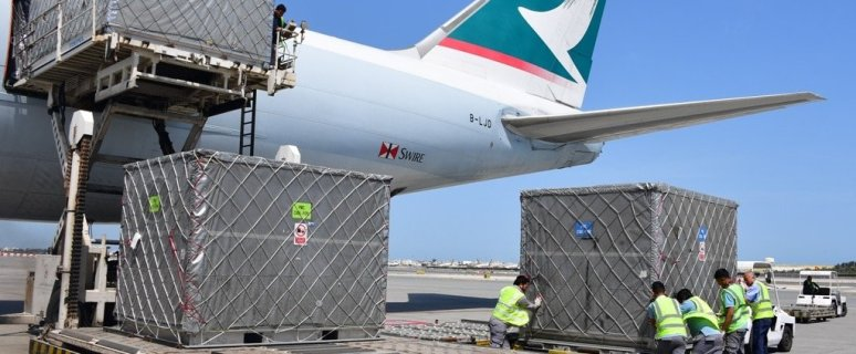Cathay Pacific Airways Returns to Pittsburgh International Airport 7