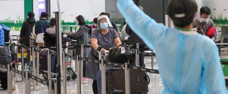 EU: New Hong Kong entry rules threaten its international status 44