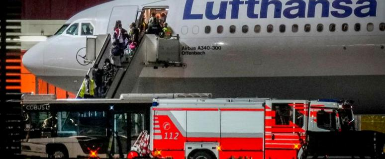 Lufthansa rescue mission for Afghanistan in full swing 35