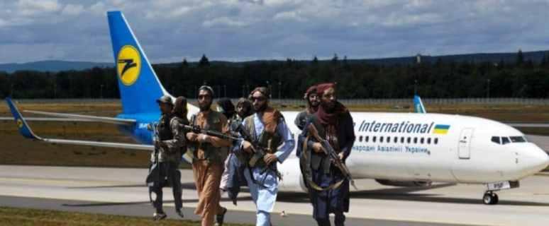 Not true: Ukraine denies hijacking of its plane in Kabul 32
