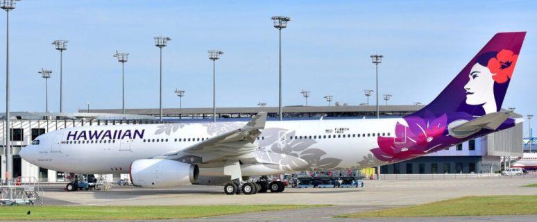 Flights from Hawaii to American Samoa on Hawaiian Airlines now 13