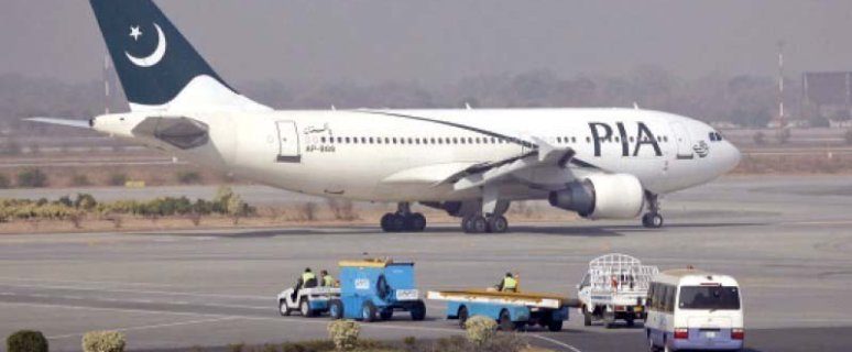 First foreign passenger flight from Islamabad lands at Kabul airport 48