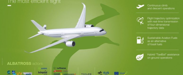 Airbus and Air France target most energy efficient flights 1