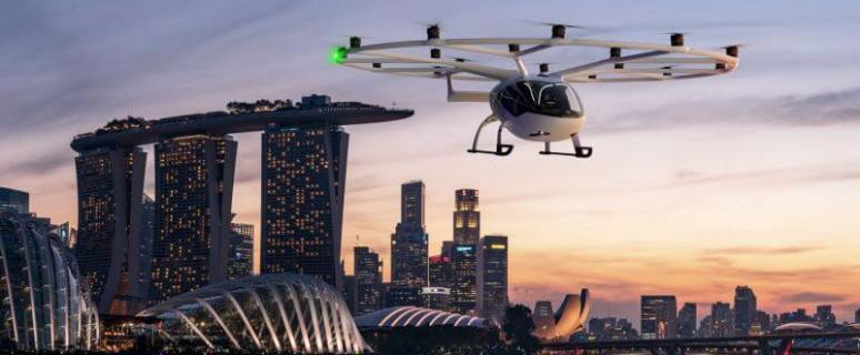 Volocopter Chengdu: New German-Chinese joint aircraft venture announced 8