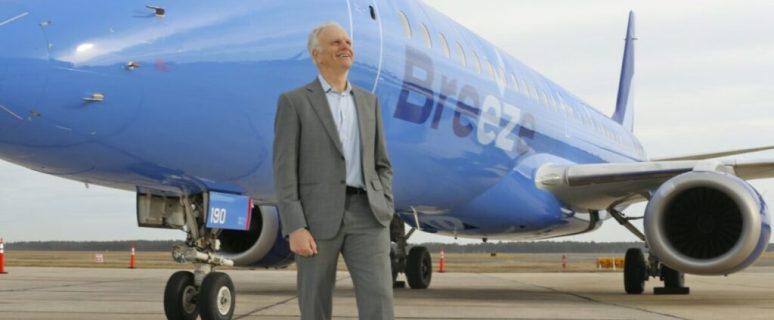 Breeze Airways resumes New Orleans flights post-Hurricane Ida 8