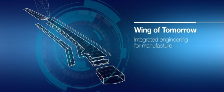 Airbus announces its first eco-wing prototype 1