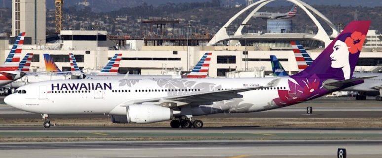 Hawaiian Airlines moving to Tom Bradley International Terminal at LAX 1