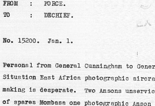 1st January 1941