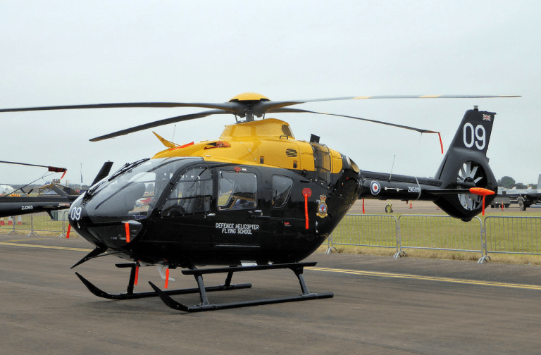 Read more about the article AIRBUS H135 JUNO