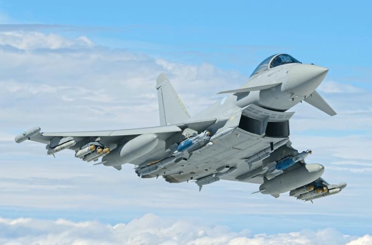 Bae Typhoon FGR4