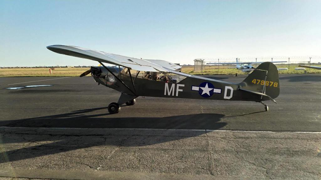 Piper L-4A Grasshopper