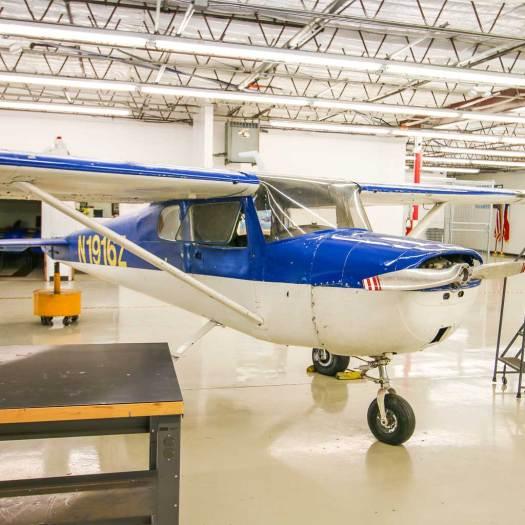 Aviation Institute of Maintenance - Houston Hangar