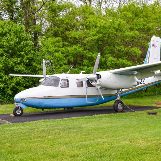 Aviation Institute of Maintenance - Philadelphia Plane