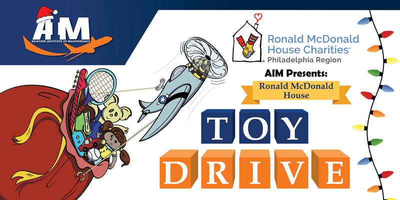 AIM Philadelphia Toy Drive