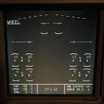 Airbus ECAM System Display - Wheels