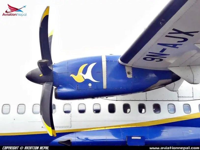 Open Propeller blades