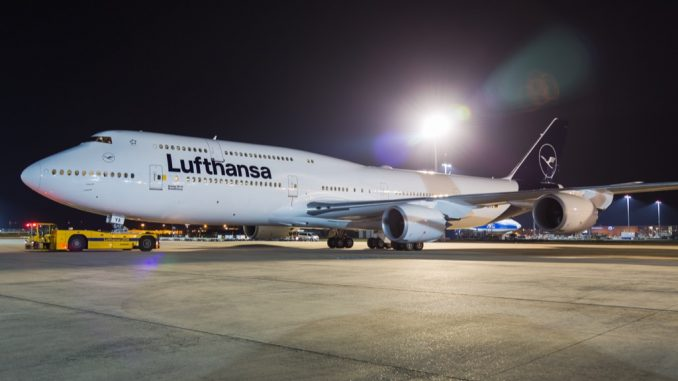 DAS NEUE LUFTHANSA CORPORATE DESIGN