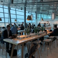 FINNAIR SCHENGEN BUSINESS CLASS LOUNGE HELSINKI - REVIEW