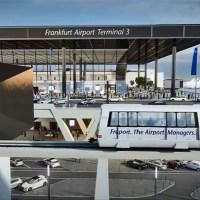 FRANKFURT AIRPORT TERMINAL 3 - BAUFORTSCHRITT