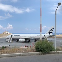 AEGEAN AIRLINES ECONOMY & BUSINESS CLASS - REVIEW