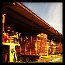 Cotton trailers